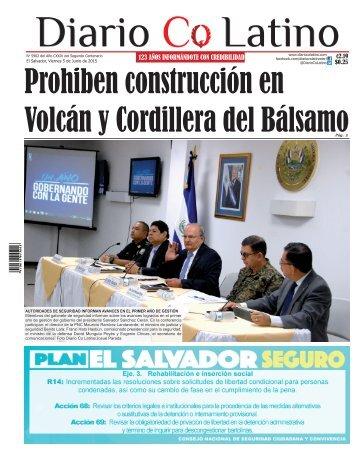 Edición 05 de Junio de 2015
