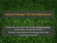 Grand Challenge: The TechniBall System