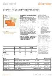 data sheet - Minex