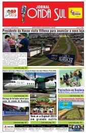 7º Edição do Jornal Onda Sul FM