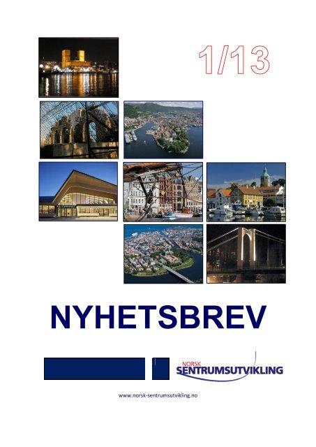 14. februar 2013 - Norsk Sentrumsutvikling