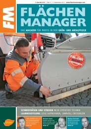 FM 3/2011 (9 MB) (PDF) - Flächenmanager