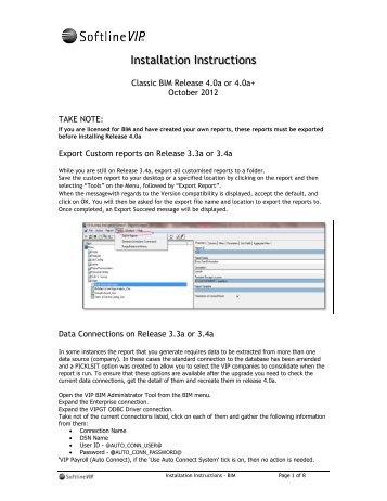 premier hr version 7 release notes sage vip payroll rh yumpu com Sage Payroll Online Sage Payroll Logo