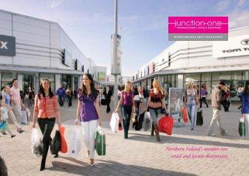Junction One brochure