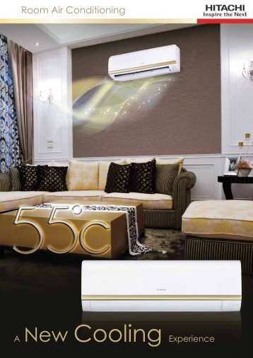 Room Air Conditioning - Hitachi Air Conditioning Products