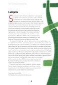 Tutkiva sosiaalityö - Sosiaalityön tutkimuksen seura - Page 3