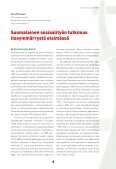 Tutkiva sosiaalityö - Sosiaalityön tutkimuksen seura - Page 4