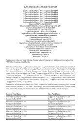 Exchange-Traded Fund Trust Prospectus (LVL) - ETF Constituent ...
