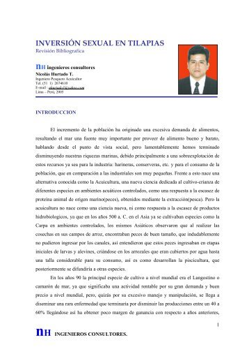 nH INGENIEROS CONSULTORES. - Revista AquaTIC