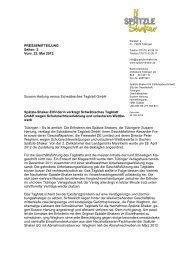 Spätzle-Shaker-Erfinderin verklagt Schwäbisches Tagblatt GmbH ...