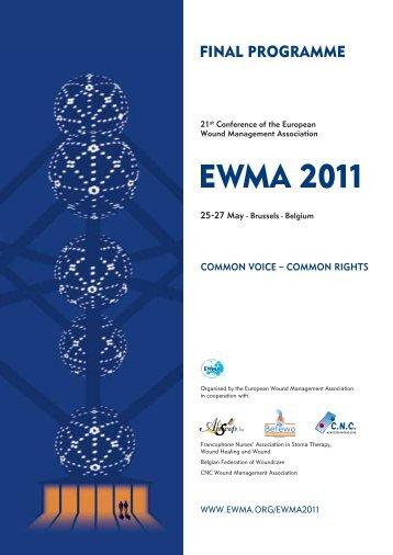 Final Programme - EWMA 2011