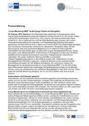 Pressemitteilung - Competentia NRW