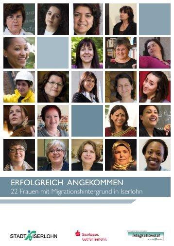 Erfolgreich angekommen - 22 Frauen mit - Iserlohn