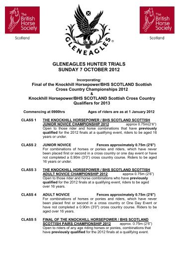 Hunter Trials 7 Oct 2012 schedule for web - British Horse Society ...