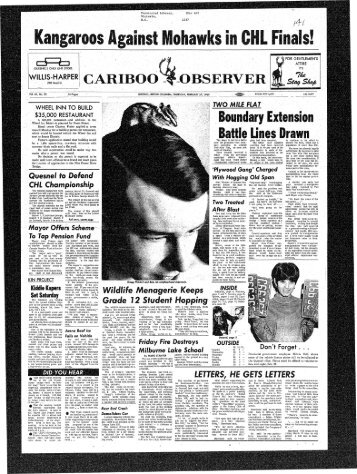 19690227_Cariboo Observer-1.pdf - the Quesnel &  District Museum ...