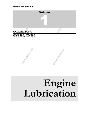Buggy 150/250 Lubrication Guide