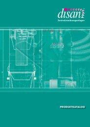 Produktkatalog 6,00 MB - Disan GmbH