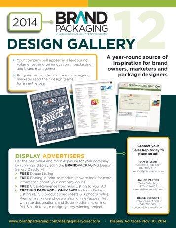 DESIGN GALLERY11 - Brand Packaging ePub