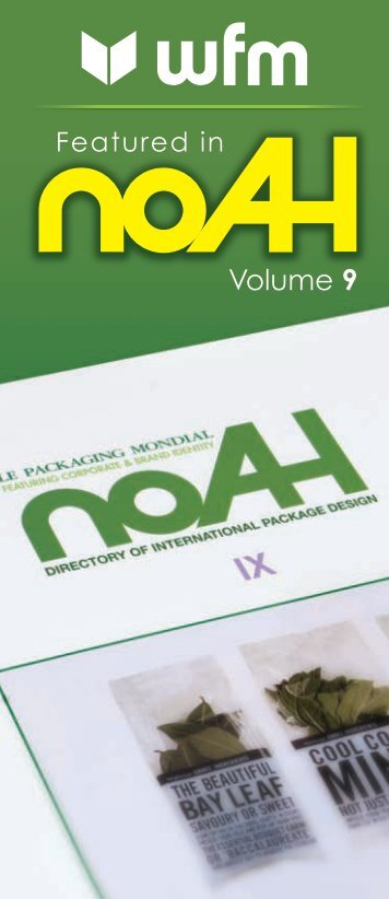noAH - Brand Packaging ePub