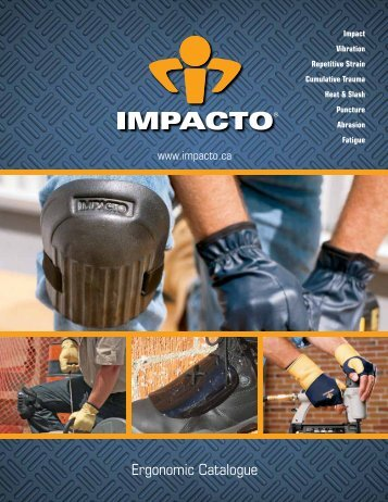 Impacto Full Line Catalog - Clover