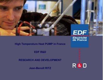Présentation PowerPoint - IEA Heat Pump Programme - Annex 28