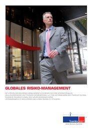 GLOBALES RISIKO-MANAGEMENT - Travelex