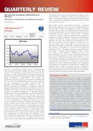 EUR Résumé du 3ème trimestre - Travelex