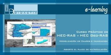 online hecras - Colegio de Ingenieros Técnicos de Obras Públicas