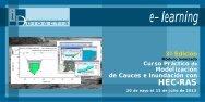 3ª Edición Curso HECRAS (Avanzado) - Colegio de Ingenieros ...