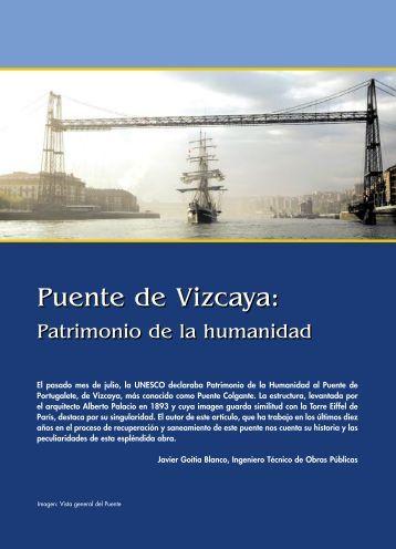 Puente de Vizcaya - Colegio de Ingenieros Técnicos de Obras ...