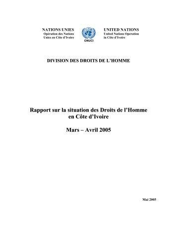 Rapport 2 - Onuci