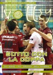 Marzo 2010 - Pianeta Volley