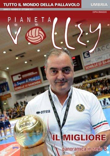 Ottobre 2011 - Pianeta Volley