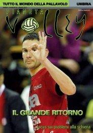Marzo 2012 - Pianeta Volley