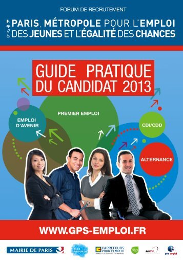 Guide du forum - Carrefour Emploi