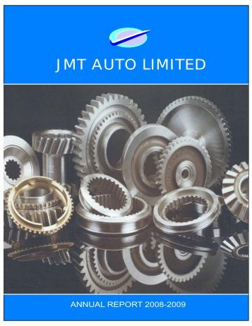 Special Report - JMT Auto Limited