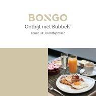 Ontbijt met Bubbels - Bongo