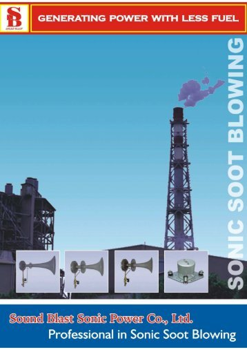 Professional in Sonic Soot Blowing - IPH Servis
