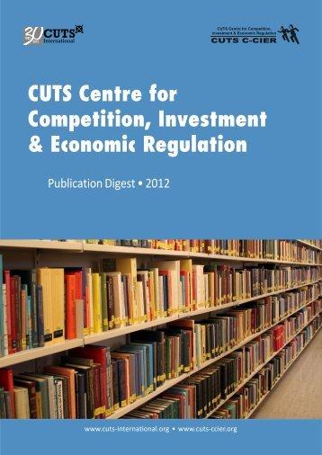 Publications Digest 2012 - cuts ccier