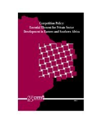 #0821 Competition Policy - Southern Africa.p65 - cuts ccier