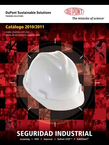 SEGURIDAD INDUSTRIAL - Training from DuPont
