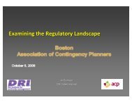 Slides from the Presentation - ACP Greater Boston chapter