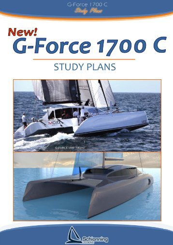 G-Force 1700 Study Plans - Schionning Designs