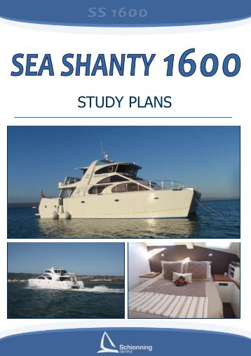 Sea Shanty 1600 Study Plans A4 - Schionning Designs