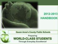 cal hand QACPS.pdf - Queen Anne's County Public Schools