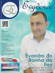 Revista Evydence Ano 01 - Ed 02 Especial Dia dos Namorados