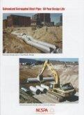 Galvanized Corrugated Steel Pipe - Jensen Bridge & Supply - Page 2