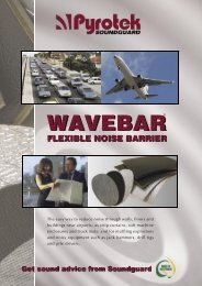 WAVEBAR® - Insulation Industries