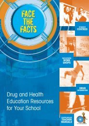 Drug and Health Education Resources for Your School - Hunter Life ...
