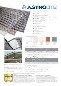 polycarbonate corrugated sheet www.bayermaterialscience.com.au - Page 2